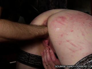 गुलाम पत्नी के लिए गहरी Fisting