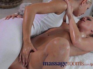 मालिश कमरे सींग का बना लड़कियों उंगली कमबख्त और तीव्र जी स्पॉट Orgasms मिल