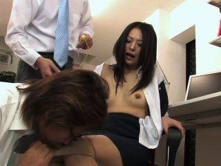 राजभाषा नी Renzoku Nakadashi - दृश्य 2