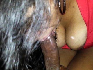 भारतीय लड़की सह बेकार है और इसे वापस Spits बाहर