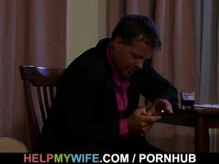 सेक्सी पत्नी यादृच्छिक मुर्गा की सवारी