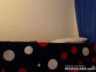 किशोर छूत बिल्ली वेब कैमरा शो Redxxxcams.com से लीक