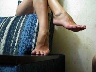 शौकिया पैर की पूजा