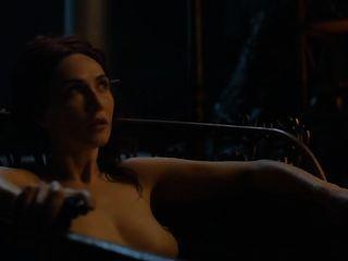 सिंहासन के खेल में Carice वैन Houten S04e07