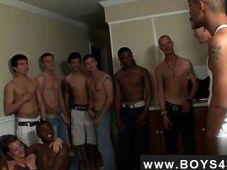 सेक्सी पुरुषों जंगली, बेतुकी ... Bukkake कोड़ी के साथ