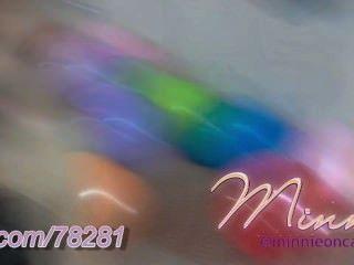 पर्दे के पीछे: मिन्नी गुब्बारा कामोत्तेजक वीडियो