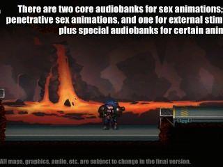 भविष्य टुकड़े सेक्स और Gameplay वीडियो (मार्च पूर्व डेमो संस्करण)