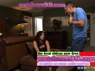 आधिकारिक बनाने के लिए उसे इंतजार भाग दो Ariella Ferrera के साथ वीडियो Brazzerscom