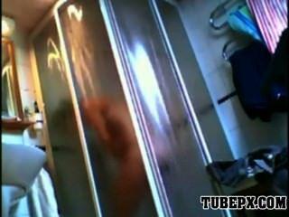 एमेच्योर किशोरों छिपा शौचालय कैम