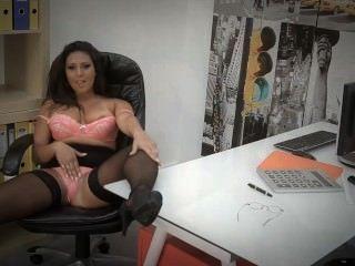 रेबेका Pinar Secretaría गुदा