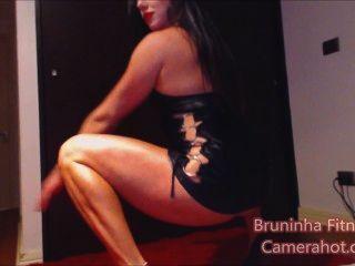 सेक्सी गोद नृत्य और पट्टी नृत्य - गर्म ब्राजील फिटनेस मॉडल एकल