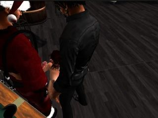 Linco एट फ्रेड Avec Rekya Au Sexcafé